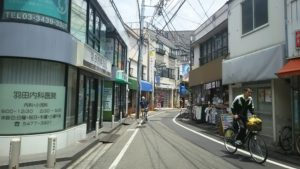豪徳寺商店街1